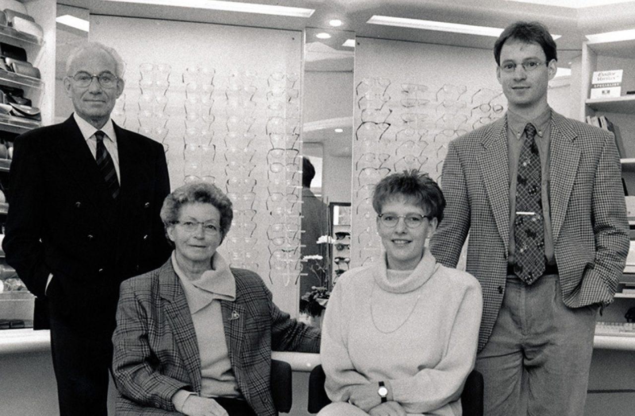 Paul, Trees, Leo en Claudia Gijsen (1992)